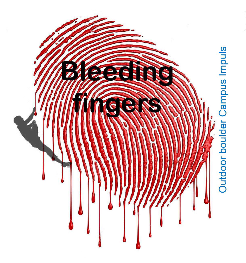 bleeding finger